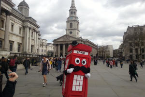 Londra di Harry Potter