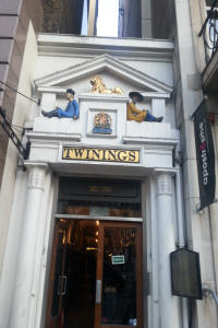 Twinnings in fleet street
