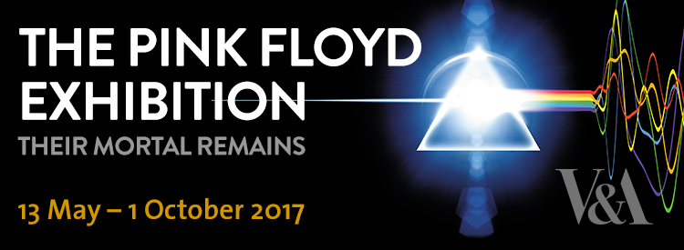 Pink Floyd in mostra a londra