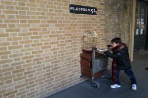 Stazione Harry Potter